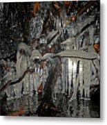 Ice Palace Metal Print