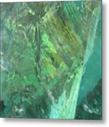 Ice Stone No.2 Metal Print