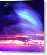 Icedance Metal Print