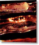 Icicles II Metal Print