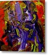 Ill Iris Metal Print