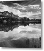 Imogene Lake Metal Print