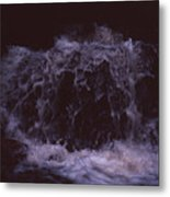 In A Bahian Waterfall Metal Print