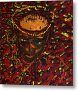In Gethsemane Metal Print