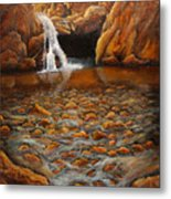 In Quietness And Confidence... Metal Print