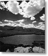 Independence Pass Colorado Metal Print by Susan Chandler