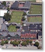 International Tennis Hall Of Fame 194 Bellevue Ave Newport Ri 02840 3586 Metal Print