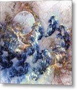 Ion Storm Metal Print