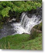 Ireland Waterfalls Metal Print