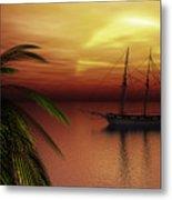 Island Explorer  Metal Print