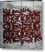 It Is Done Metal Print