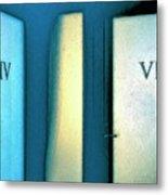 Iv Or Vi Metal Print