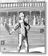 James II (1633-1701) Metal Print