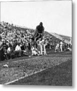 James Jesse Owens Metal Print
