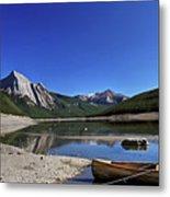 Jasper Alberta Metal Print