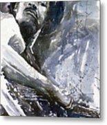 Jazz Marcus Miller 01 Metal Print