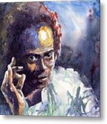 Jazz Miles Davis 11 Metal Print
