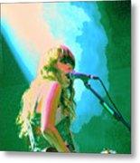Jenny Lewis 1 Metal Print