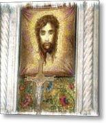 Jesus I Metal Print
