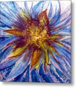Jewel From The Bottom Of The Sea Metal Print