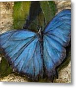 Jewel Of The Garden Metal Print