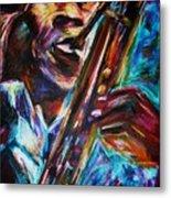 John Coltrane Metal Print