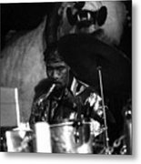 John Gilmore At The Red Garter 1970 Nyc Metal Print