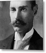 John Jacob Astor Iv 1864-1912 Metal Print