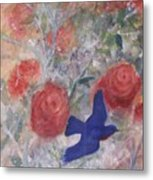 Joy Of Spring Metal Print