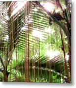 Jungle In There Metal Print