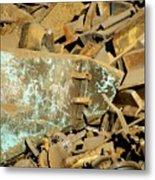 Junk 11 Metal Print