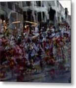 Junkanoo Double Dance Metal Print