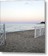 Just Before Sunset  Metal Print