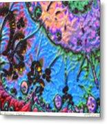 kaleido fa-GoldenBridge12b2 Metal Print