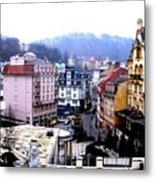 Karlovy Vary Cz Metal Print