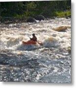 Kayak 1 Metal Print