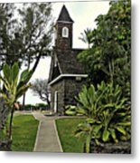 Keawala'i Congregational Church Metal Print