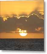 Kekaha Sunset Metal Print