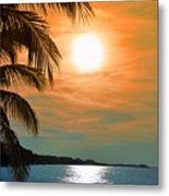 Key West Florida Metal Print