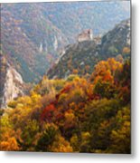 King's Fortress Metal Print by Evgeni Dinev