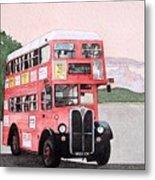 Kirkland Bus Metal Print
