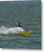 Kite Surfing 18 Metal Print
