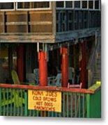 Kona Joes - Cedar Key Metal Print