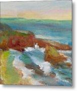La Jolla Cove 019 Metal Print