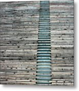 Ladder To Zen Metal Print
