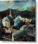 Laforet Village  Metal Print