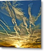 Lake Havasu Sunset Metal Print