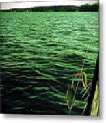 Lake Murray Lure Metal Print