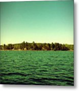 Lake Murray Shore Metal Print