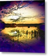 Lake Of The Sleeping Souls Metal Print